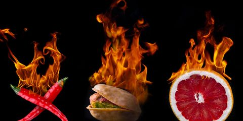 The Truth About Fat-Burning Foods