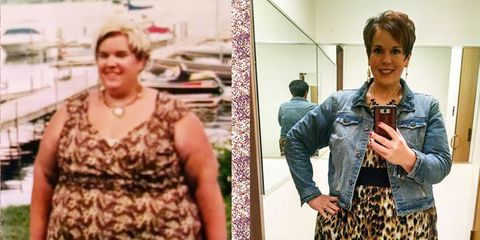 Lisa Chimenti-Foster weight loss