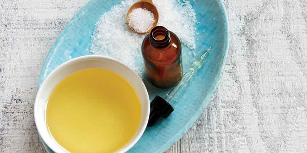bergamot calming oil
