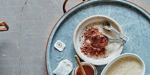 healthiest herbal tea PEPPERMINT CHOCOLATE TEA