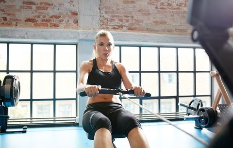 6 Ways To Burn More Calories On A Rowing Machine
