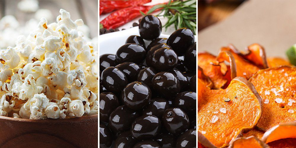 13 Salty Snacks That Can Actually Help You Lose Weight