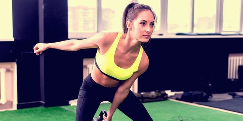 Ways to Change Your Workout If You Want to Lose 10 Pounds or Less