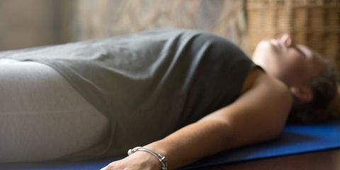 sleep better yoga poses