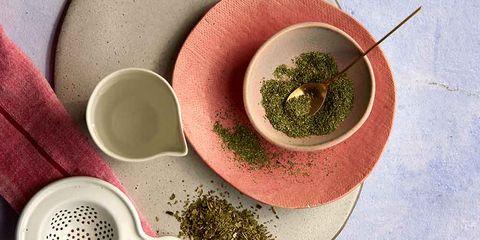sage and echinacea tea