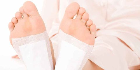foot pads