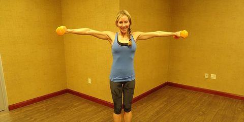 lateral shoulder raise