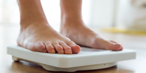 weigh yourself for weight loss