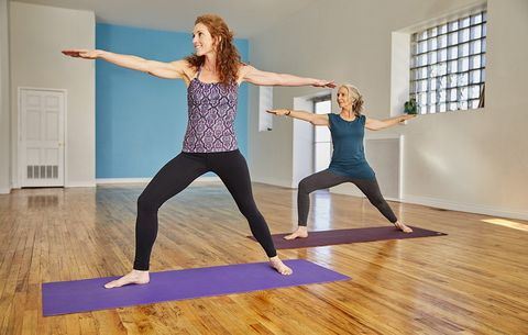 a4174dabb37f3 6 Best Yoga Poses To Soothe Menopause Symptoms