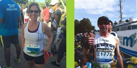 run a marathon at any age