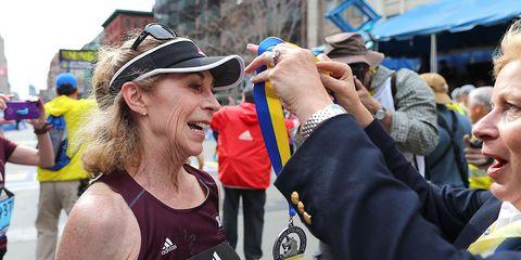Kathrine Switzer, The First Woman Ever To Officially Run The Boston Marathon