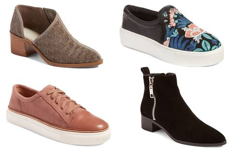 659f7f9594d 12 Comfortable Fall Booties And Sneakers On Sale At Nordstrom Right ...