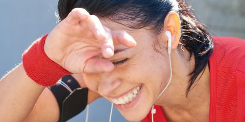 Sweat is One Factor that Determines how often should you wash you hair!