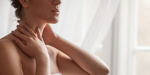 reverse neck aging