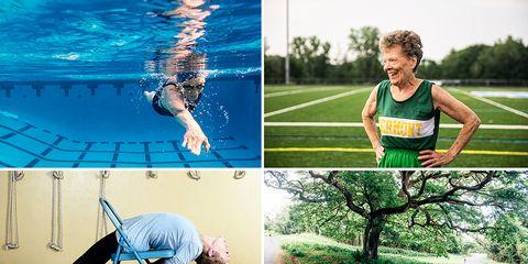 older athletes inspiration