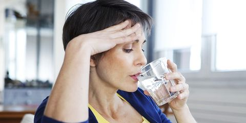 stop hot flashes