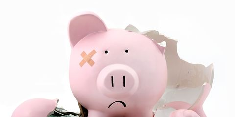 depression and retirement savings