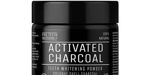 Whiten Your Teeth With Amazon's Deal of The Day On Activated Charcoal