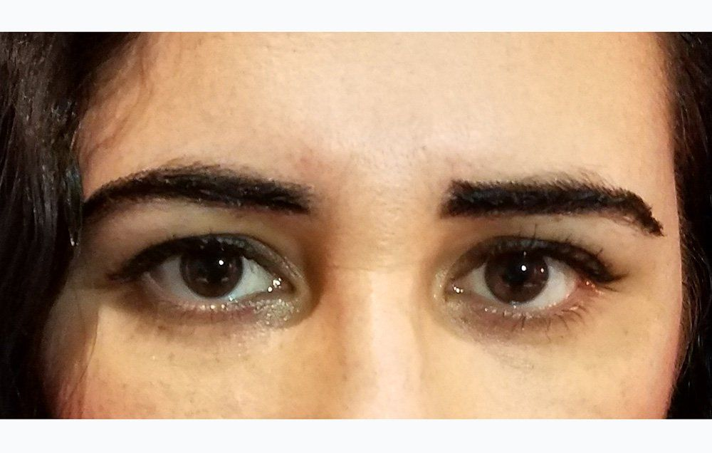I Tried Wearing Eyebrow Wigs And Heres What Happened Prevention