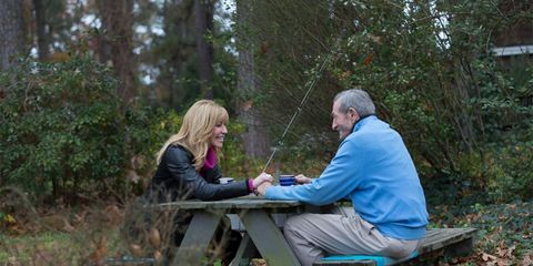 Leeza Gibbons on being a caregiver