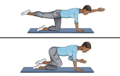 15 deep stretches to ease everyday aches and pains