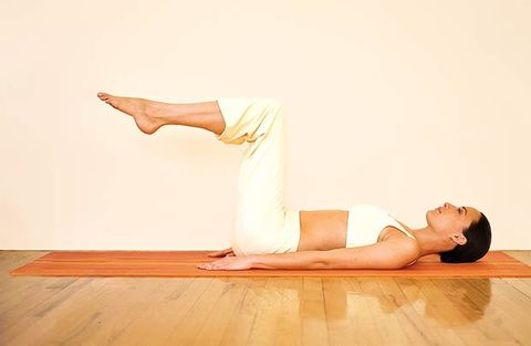 6 Pilates-Inspired Moves To Flatten Your Belly Fast