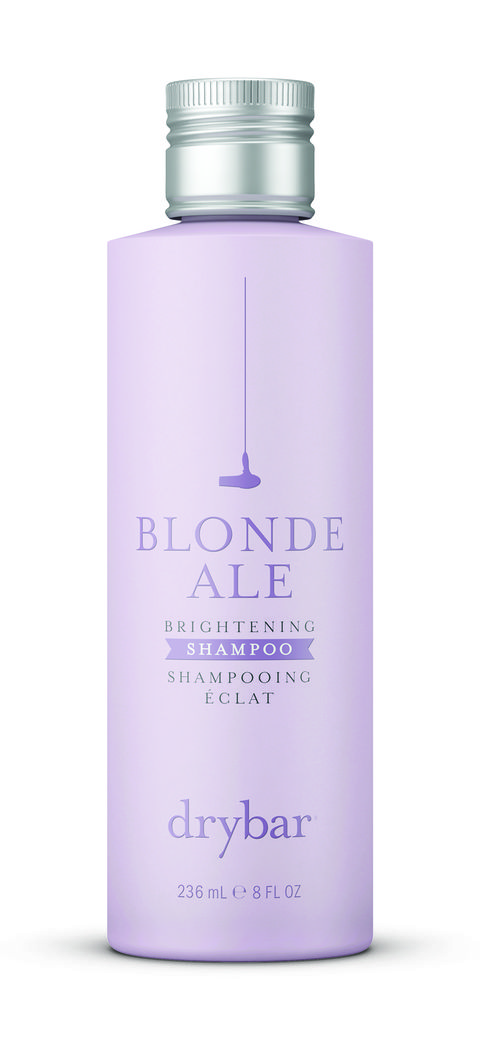 Hair Tinting Products With No Dye, DryBar Blonde Ale Brightening Shampoo