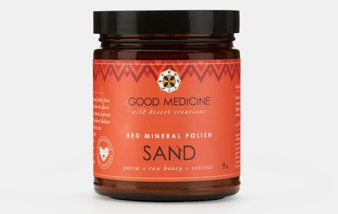 Sand Red Mineral Face + Body Polish