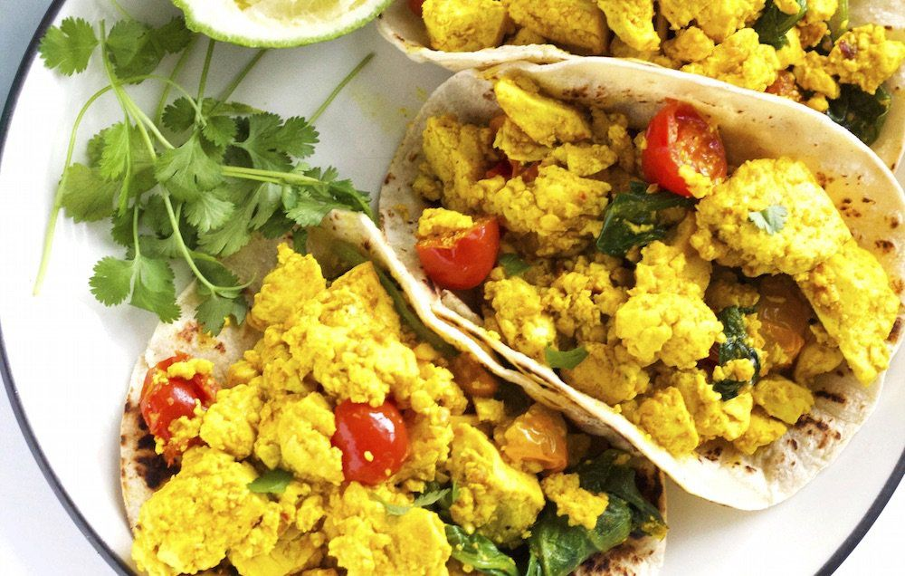 7 High-Protein Tacos You Should Be Eating For Breakfast