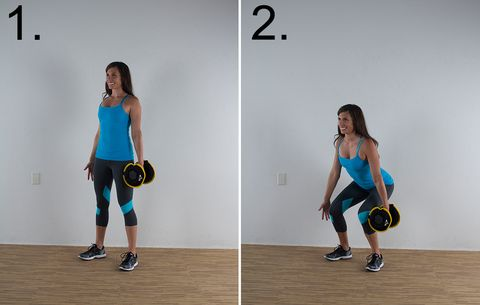 Total-Body Dumbbell Workout   Prevention