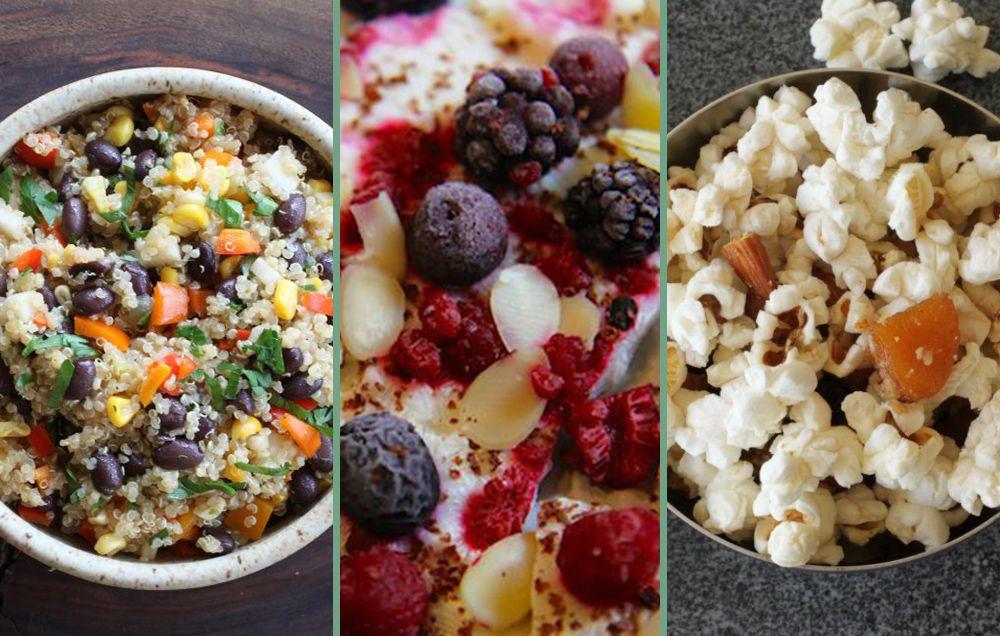 i need a high fiber diet plan