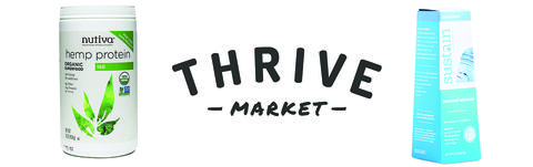 Affordable Online Food Retailers, Thrive Market