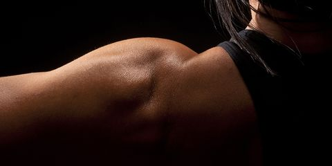 Dual Cable Cross Shoulder Workout For Women