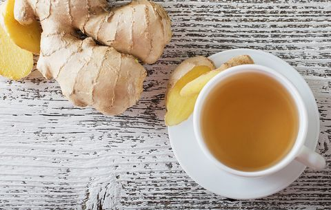 30 Days Of Superfoods: Ginger To Ease Nausea And Headaches