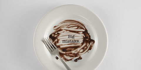 eating mistakes you make after a workout