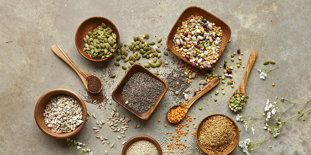 4 Ridiculously Healthy Seeds You Should Be Eating Every Single Day
