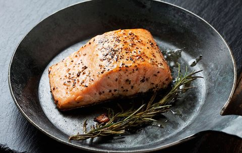 30 Days Of Superfoods: Eat Salmon To Fight Inflammation
