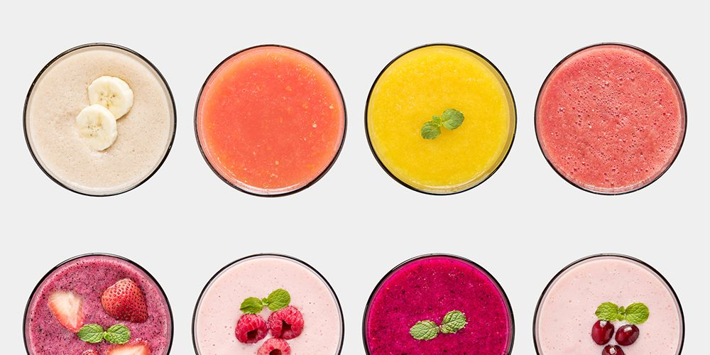Best Healthy Smoothie Blends