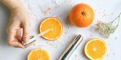 vitamin c powder for skin