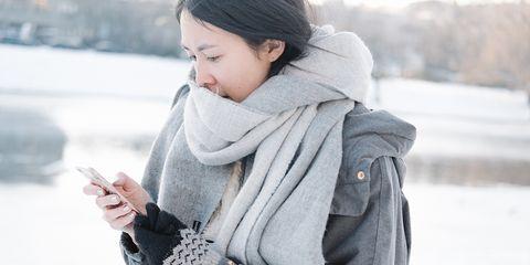 eczema cold weather