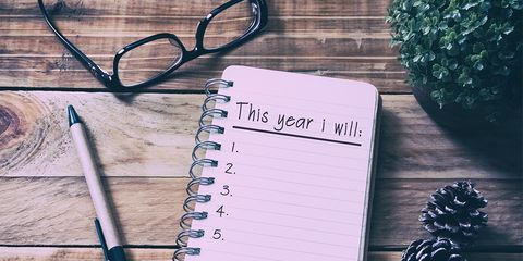 worst new year's resolutions