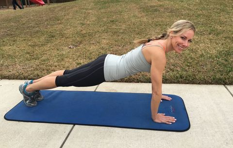 Try This 8-Week Plank Challenge To Get Stronger From Head To Toe