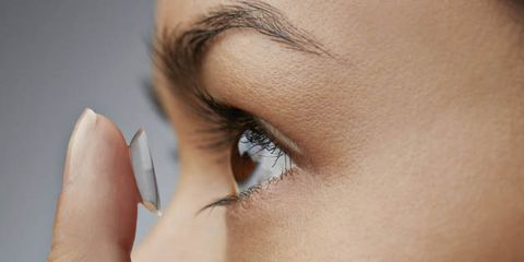 contact lense health issues
