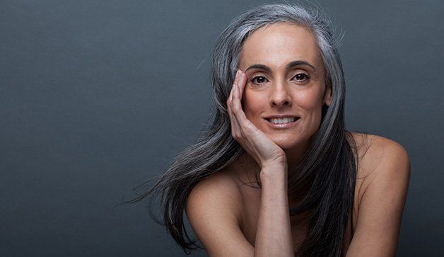Do my let how hair gray i go How To