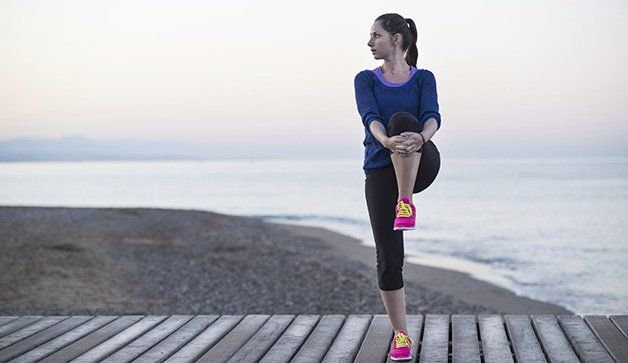 Why is it so hard to lose leg fat