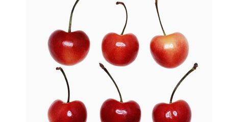 Fruit, Red, Cherry, Line, Natural foods, Still life photography, Produce, Ingredient, Coquelicot, Superfruit,