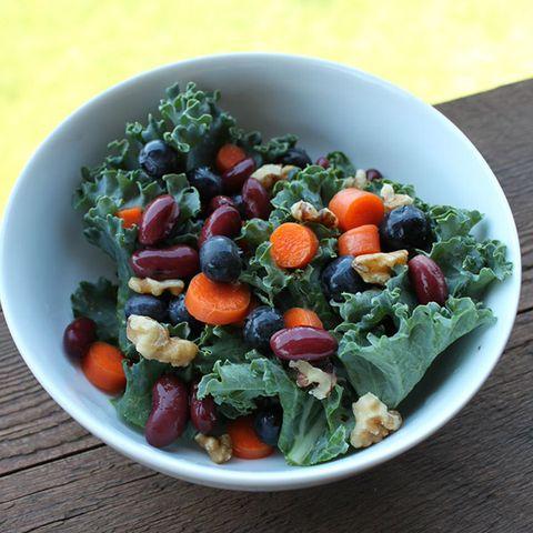 Food, Dishware, Produce, Tableware, Leaf vegetable, Vegetable, Ingredient, Salad, Serveware, Natural foods,