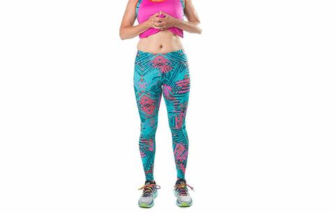 Katie K Active Performance Run Tights