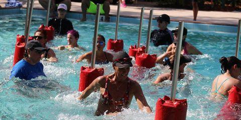 Aquatic Kickboxing