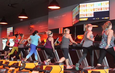 I'm Obsessed With Orangetheory Fitness Classes. Here's Why You Should Be, Too.